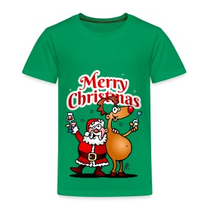 Merry Christmas Santa - Kids' Premium T-Shirt
