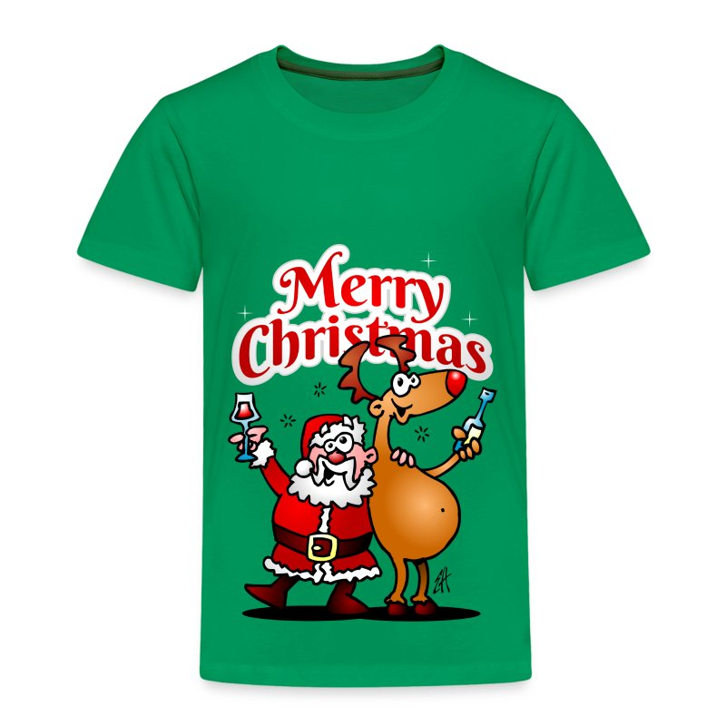 Merry Christmas Santa - Kids' Premium T-Shirt