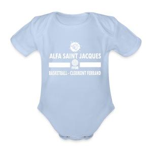 BODY Practice Baby - Body bébé bio manches courtes