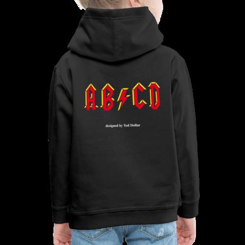 ABCD - Pull à capuche Premium Enfant