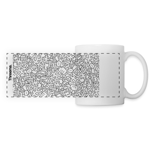Coffee/Tea Mug - Panoramatasse