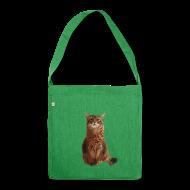 Taschen & Rucksäcke ~ Schultertasche aus Recycling-Material ~ Schultertasche Recycling Pauli