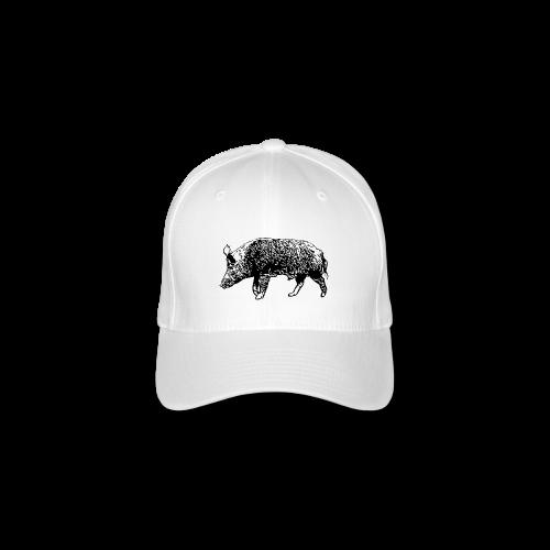 Wildschwein - Flexfit Baseballkappe