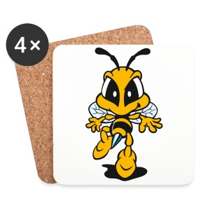 Tip Toe Bee - Coasters (set of 4)