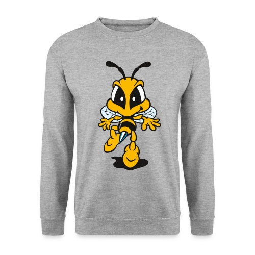 Tip Toe Bee - Men's Sweatshirt