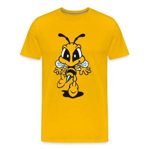 Tip Toe Bee - Men's Premium T-Shirt