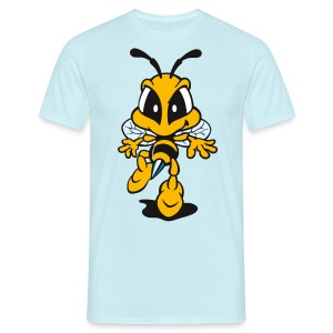 Tip Toe Bee - Men's T-Shirt