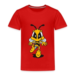 Tip Toe Bee - Kids' Premium T-Shirt