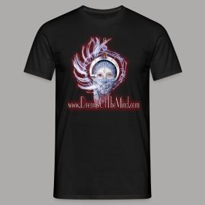 Dreams Of The Mind logo 2015 - Mannen T-shirt