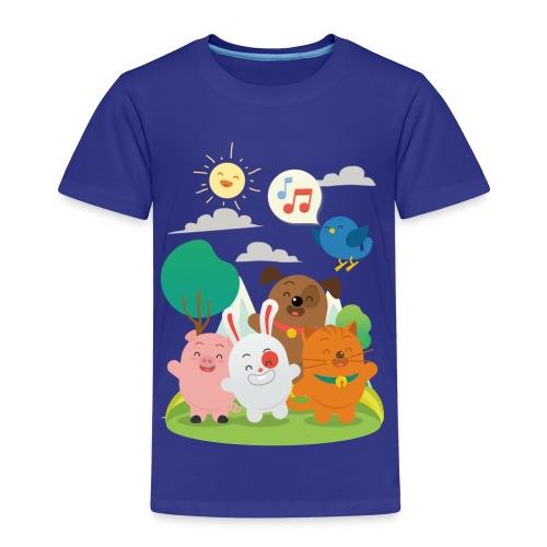 Spotty Kids T-Shirt - Kids' Premium T-Shirt