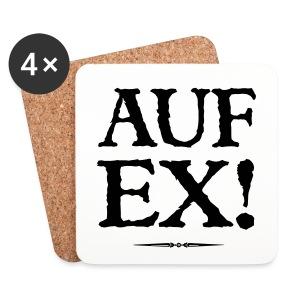 Auf Ex! - Untersetzer (4er-Set)