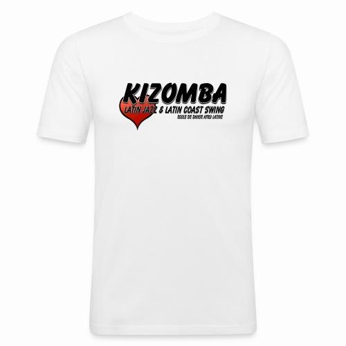 I love Kizomba - T-shirt près du corps Homme