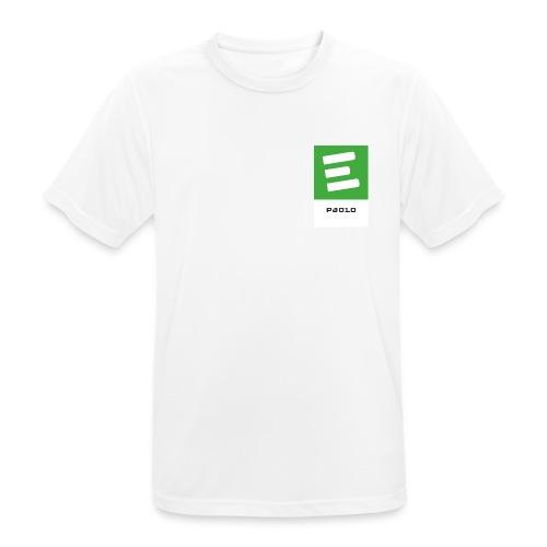 TShirt Paolo - Männer T-Shirt atmungsaktiv