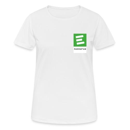 TShirt Riccarda - Frauen T-Shirt atmungsaktiv