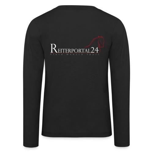 Reiterportal24 Kinder Langarmshirt - Kinder Premium Langarmshirt