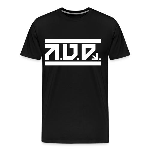 AUD Male Shirt 2016 BLK - Männer Premium T-Shirt