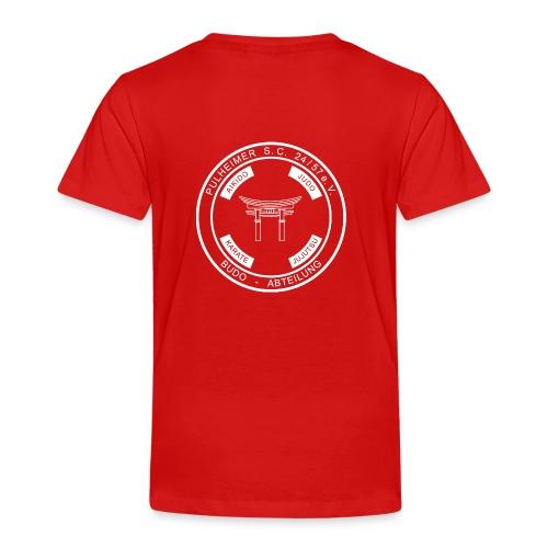 PSC-BUDO Kinder T-Shirt - Kinder Premium T-Shirt