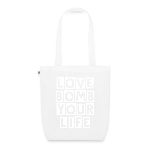 lovebombyourlife - bag - EarthPositive Tote Bag