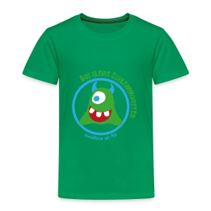 Schleimmonster Hell Kinder-Shirt - Kinder Premium T-Shirt