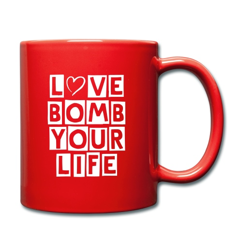 lovebombyourlife - mug - Full Colour Mug