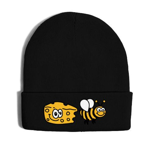 Cheesey Bee - Winter Hat