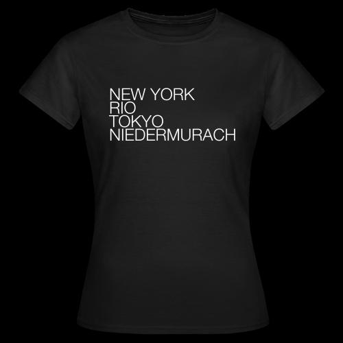 Niedermurach #1 - Shirt Ladies - Frauen T-Shirt
