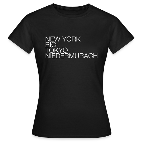 Niedermurach #1 - Shirt Ladies - Frauen T-Shirt