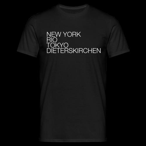 Dieterskirchen #1  - Shirt Men - Männer T-Shirt
