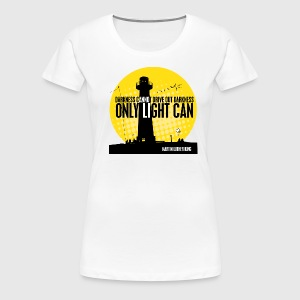 LIGHT - MARTIN LUTHER KING - Dame premium T-shirt