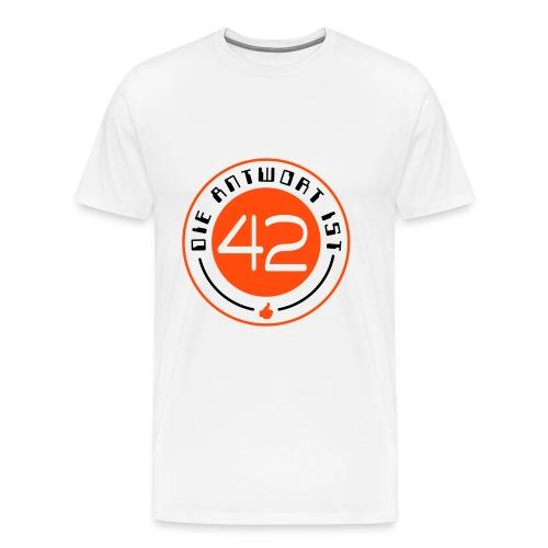 42 - Männer Premium T-Shirt