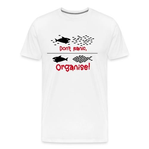 don´t panic - Männer Premium T-Shirt