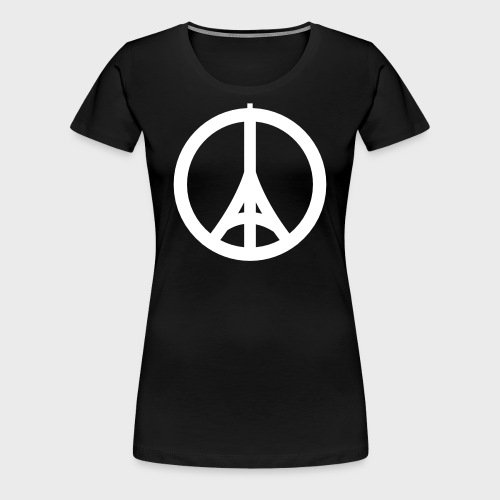 Je Suis Paris - Frauen Premium T-Shirt