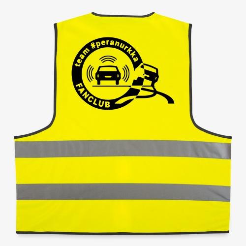 PN Fanclub-heijastinliivi - Reflective Vest