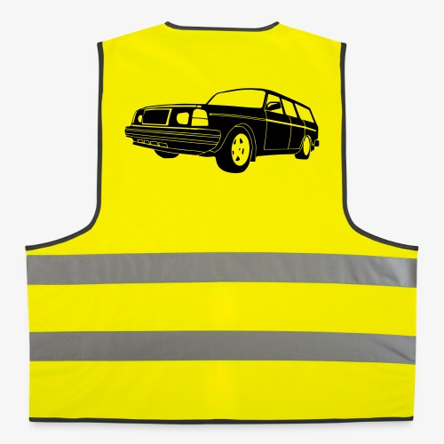 Volvo 245-heijastinliivi - Reflective Vest