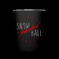 Tassen & Zubehör ~ Tasse einfarbig ~ snowBALL VIIII #blackcup