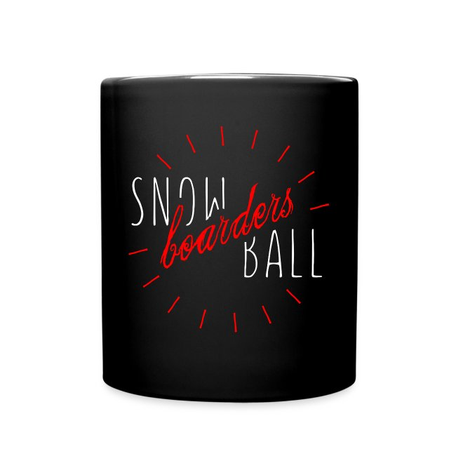 snowBALL VIIII #blackcup