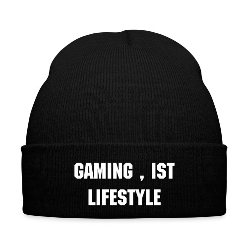 Gaming Lifestyle - Wintermütze