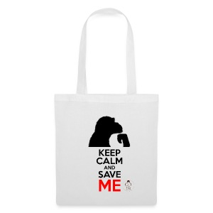 design_keep calm Sacs et sacs à dos - Tote Bag