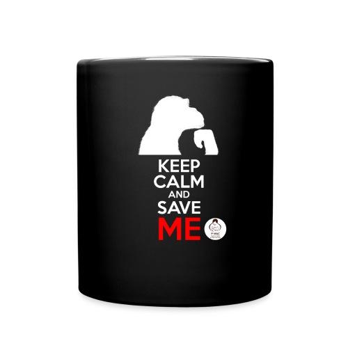 design_keep calm_blanc.png Bouteilles et Tasses - Mug uni