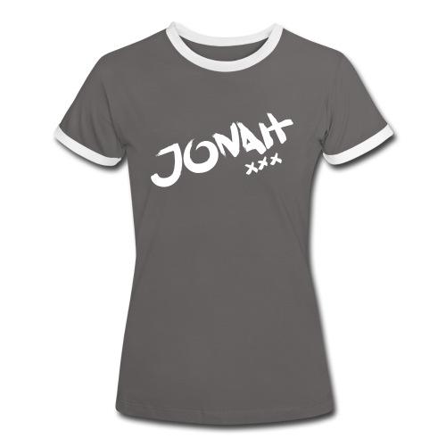Jonah Shirt - Frauen Kontrast-T-Shirt