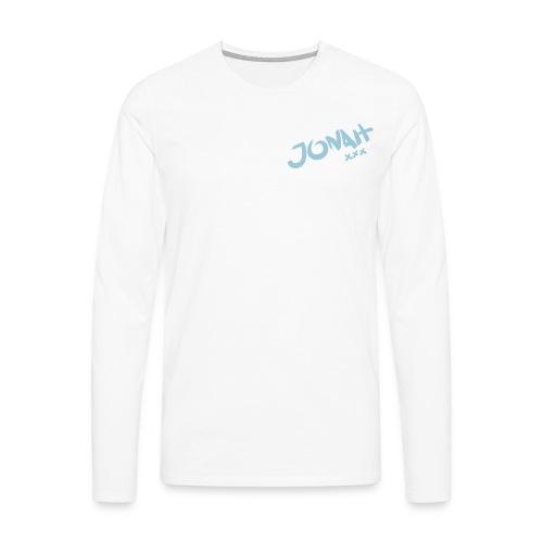 Jonah Langarm - Männer Premium Langarmshirt