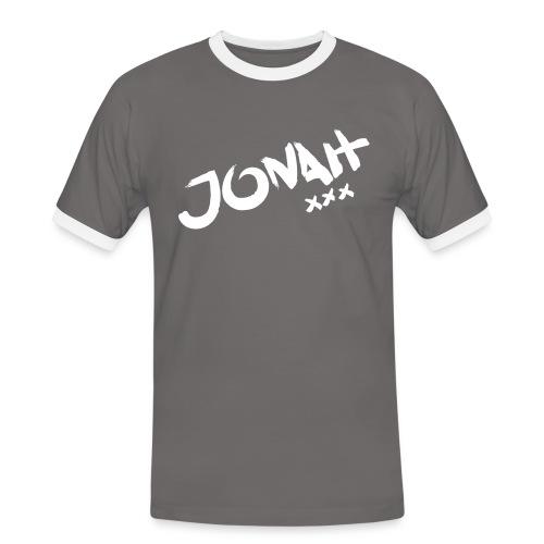 Jonah T-Shirt - Männer Kontrast-T-Shirt
