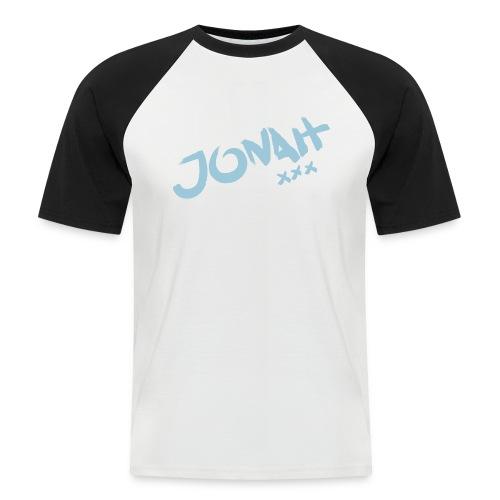 Jonah T-Shirt - Männer Baseball-T-Shirt