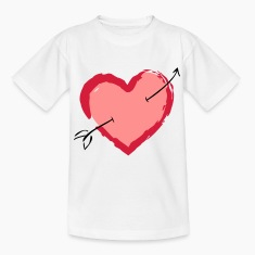 Heart with arrow Shirts