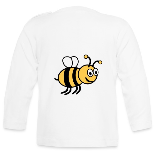 Bumble Bee - Baby Long Sleeve T-Shirt