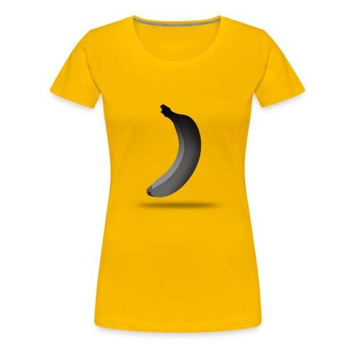 Iron Banana Premium Women's Tee - Women's Premium T-Shirt