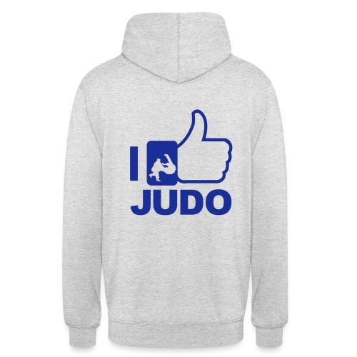 Thumbs Up For Judo - Unisex Hoodie