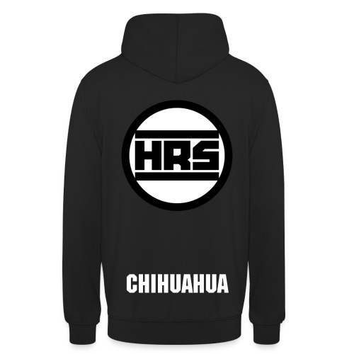 HRS Hoodie (Chihuahua) - Luvtröja unisex