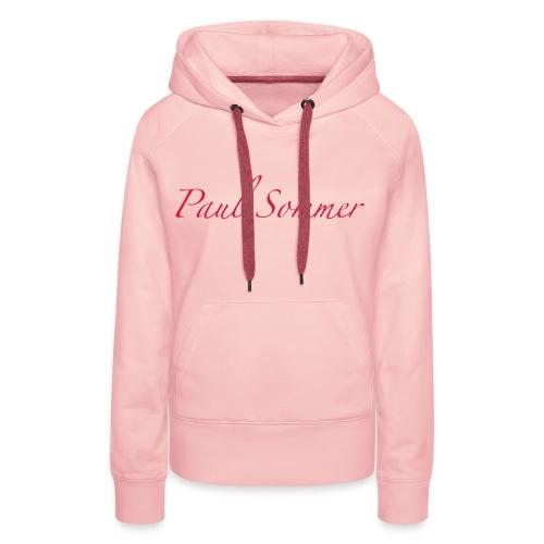 Hoodie Frauen Paul Sommer - Frauen Premium Hoodie