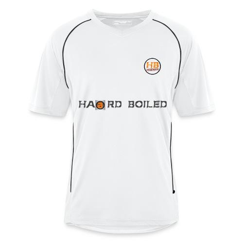Trikot HAaRD BOILED weiß - Männer Fußball-Trikot
